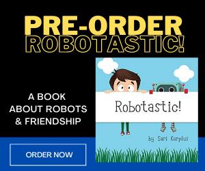 Robotastic! Ad